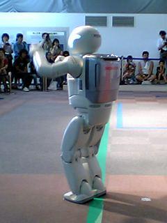 ASIMO プロトタイプ