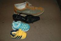 靴サイズ比較