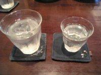 親子サイズのグラス