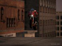 ファイヤーボルトXB12Rでジャンプ