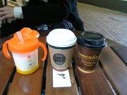 ミルク,コーヒー,ホットチョコレート
