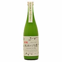 招徳酒造 純米にごり酒
