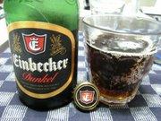 コーラみたいな黒ビール Einbecker Dunkel