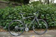 自転車+アジサイ