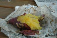 ほくほくうまうまな焼き芋