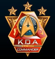 KDA COMMANDER