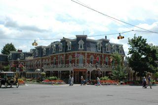 Niagara-on-the-Lakeで一番有名なホテル