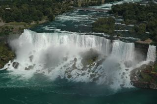American Falls from Skylon Tower
